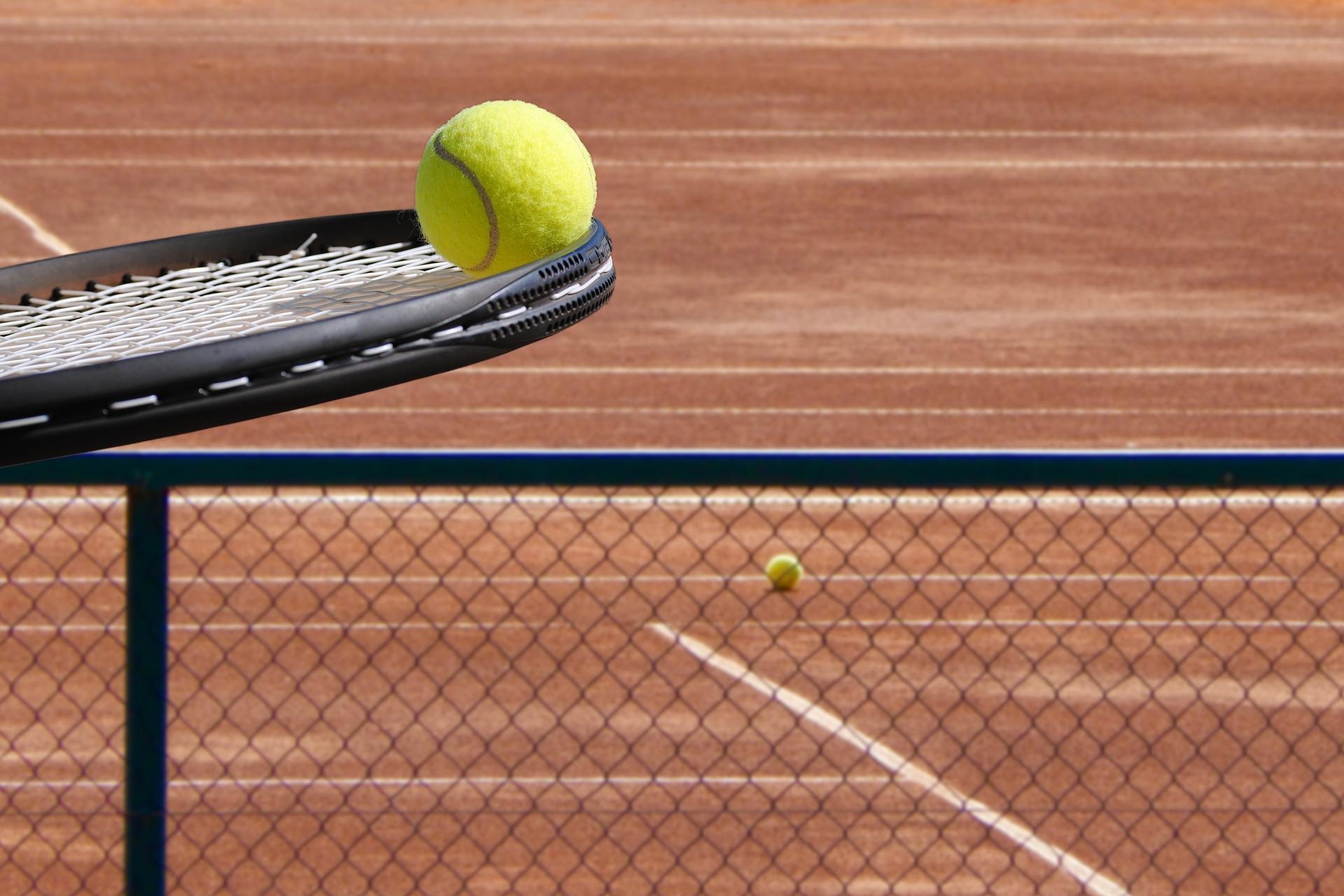 Opgeven najaarscompetitie tennis en padel